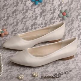 Formell Flache Schuhe Winter Damenschuhe