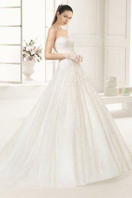 Zeitloses Plissiertes Ärmellos Reißverschluss Luxus Brautkleid