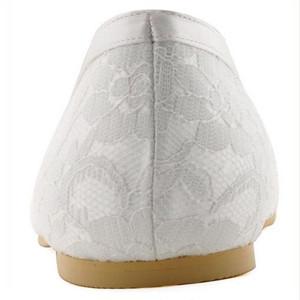 Sommer Formell Flache Schuhe Brautschuhe rfX0lcNJzD