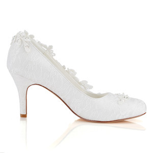 Herbst Vintage High Heels Tatsächliche Absatzhöhe 3.15 Zoll Damenschuhe Syy2E4Trx1