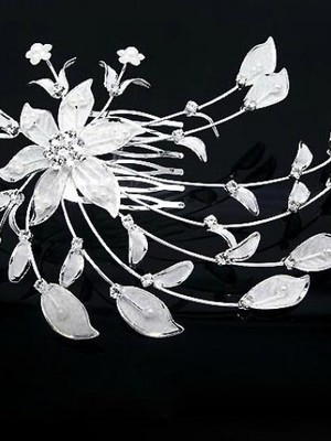 Eye Catching Mit Kristall Modern Brautschmuck - Bild 1