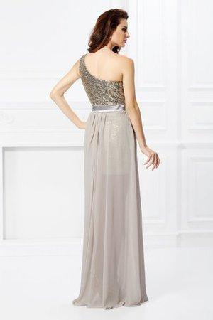 Ein Schulterfreies Ärmellos Bodenlanges Anständiges Abendkleid aus Paillette YFa3Q5UcX
