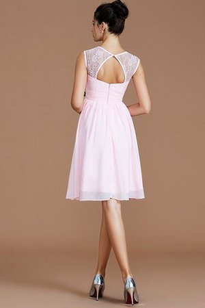 Normale Taille Prinzessin a linie Mini Brautjungfernkleid mit Herz-Ausschnitt DCQz5E8Wb
