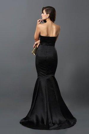 Normale Taille Etui Bodenlanges Abendkleid mit Gürtel mit Schleife iJukCILyh