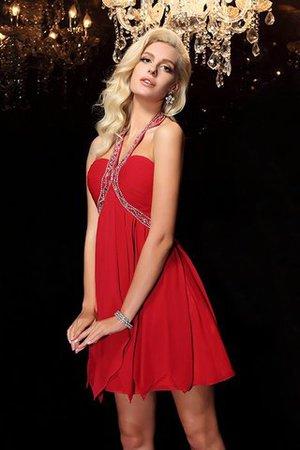 Prinzessin Anständiges Bodenlanges Ballkleid mit Empire Taille mit Perlen de0v7GHa