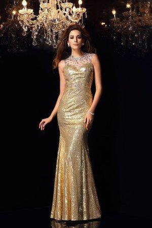 Empire Taille Meerjungfrau Stil Paillette Reißverschluss Anständiges Abendkleid rH6RKXgmf0