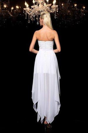 A Linie Prinzessin Normale Taille Herz-Ausschnitt Cocktailkleid mit Reißverschluss VUVeVjatPI