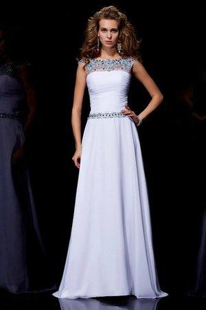 Prinzessin Schaufel-Ausschnitt kurze Ärmeln Natürliche Taile A-Linie Abendkleid 1g21oJIP8