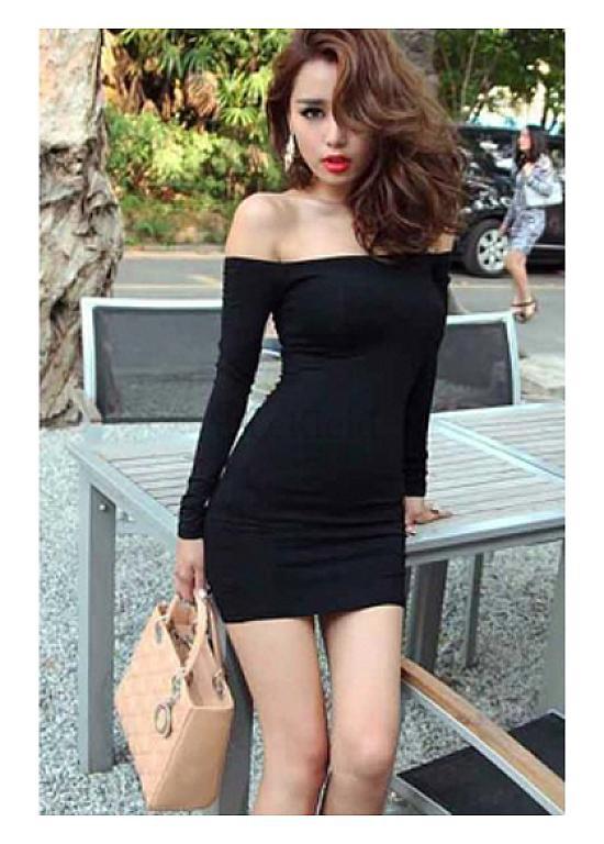 Kleider schwarz mini