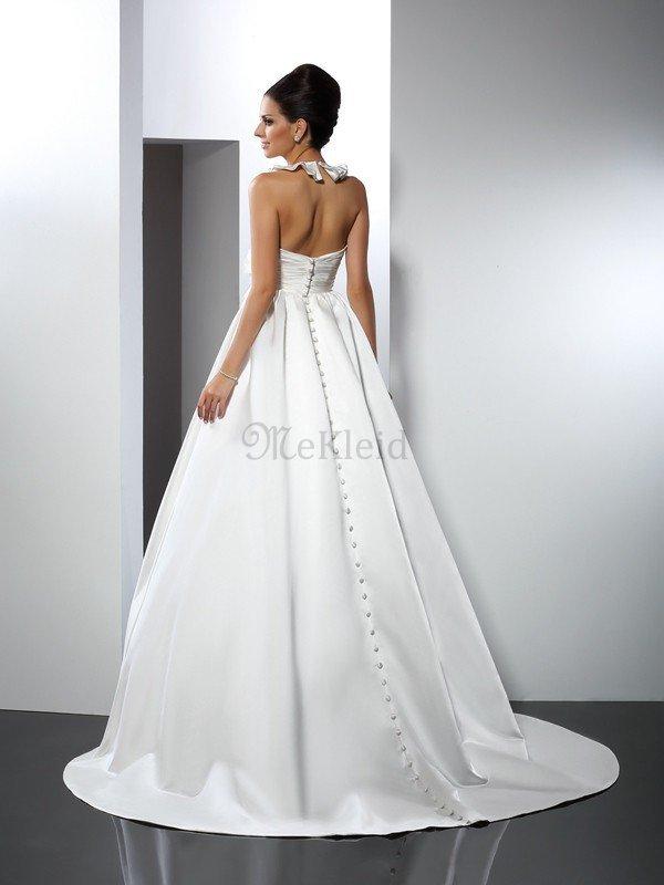 Fein Eine Linie Empire Taille Hochzeitskleid Fotos - Brautkleider ...