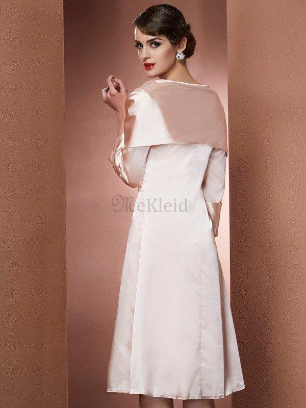 Kleid quadrat ausschnitt